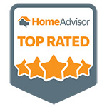 HomeAdvisor Top Rated Business