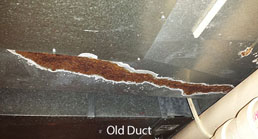 Duct Replacement in Pueblo & Colorado Springs, CO