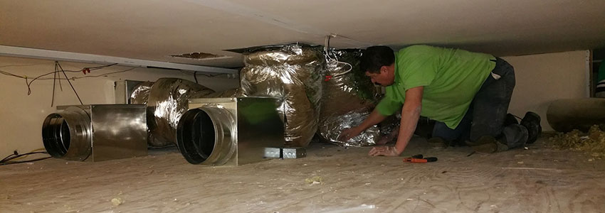 Ductwork Repairs in Pueblo, Colorado Springs & Denver, CO