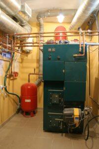 a furnace needing furnace repair in colorado springs