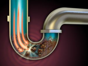 a clogged drain needing drain cleaning in colorado springs