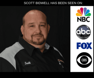 Scott Bidwell owner of one source home services