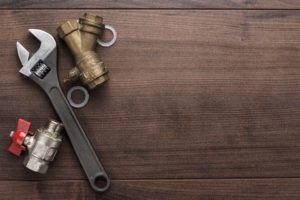 plumbing tools lie in wait of plumbing repair in colorado springs