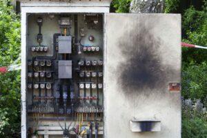 a circuit board needing electrical repair in colorado springs and aurora