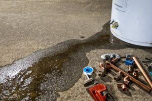 burst water heater colorado springs